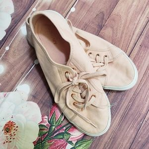 Old Navy Blush Pink Sneakers
